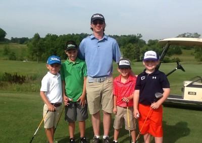 Junior Golf Help