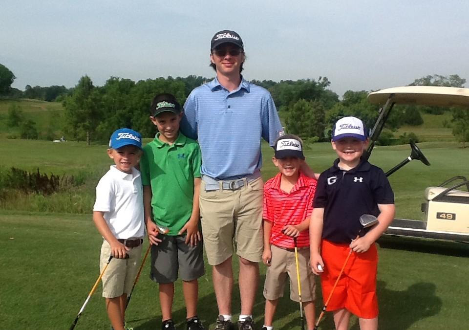 Junior Summer Golf Camps