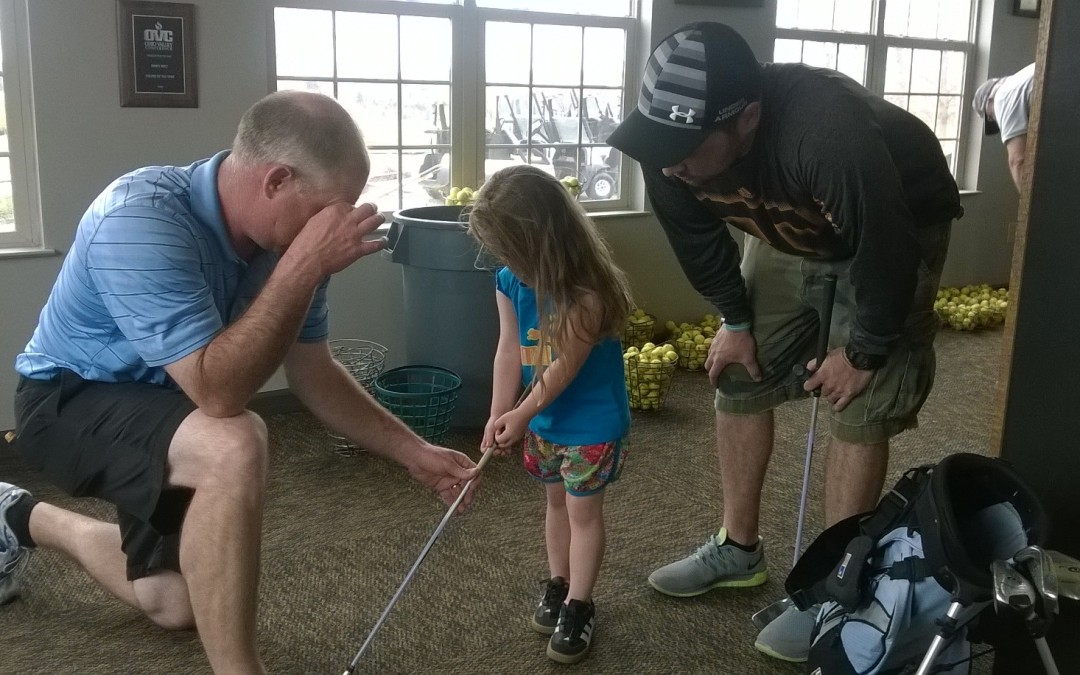 Junior golf club fitting Knoxville, TN